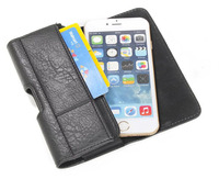 Vetical Horizontal Man Belt Clip Mobile Phone Cases Pouch Outdoor Bags For ZTE Blade V8 Pro