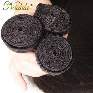 Image 4 - Nadulaヘア編む 3 本毛バンドルマシンダブル横糸 100% 人間のremy毛束