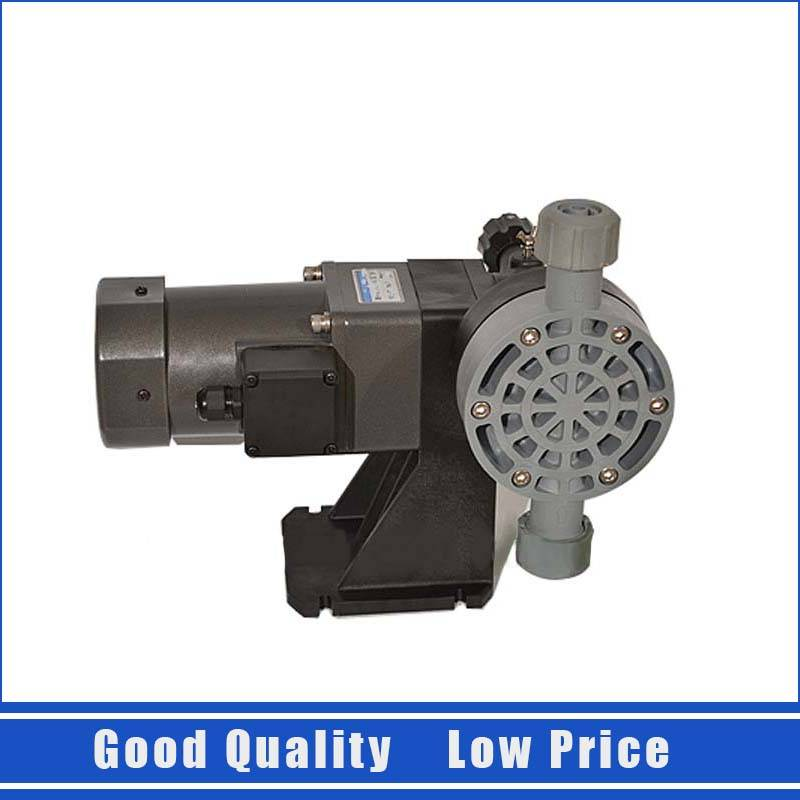 XDF-16(16L/H) Light Diaphragm Metering Pump Dosing Pump Acid And Alkali Resistant Diaphr ...