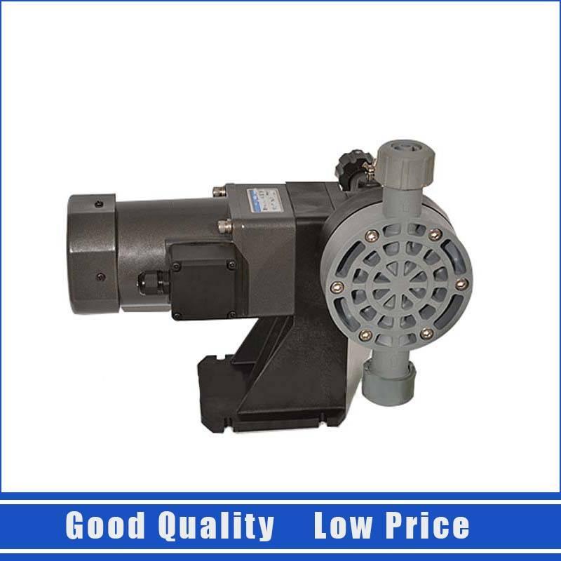 XDF-16(16L/H) Light Diaphragm Metering Pump Dosing Pump Acid And Alkali Resistant Diaphragm Pump Drug Dosing Pump