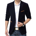Blazer Men British Style casual blazer Slim Fit suit male Blazers Men coat Terno Masculino Plus Size 5Xl Brand clothing Jacket