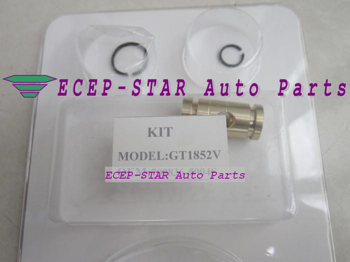 Turbo Repair Kit rebuild GT1852V 709836-5004S 709836 Turbocharger For Mercede benz Sprinter Van 211 311 411CDI 99-03 OM611 2.2L