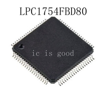 5PCS LPC1754FBD8 LPC1754FBD80 QFP-80