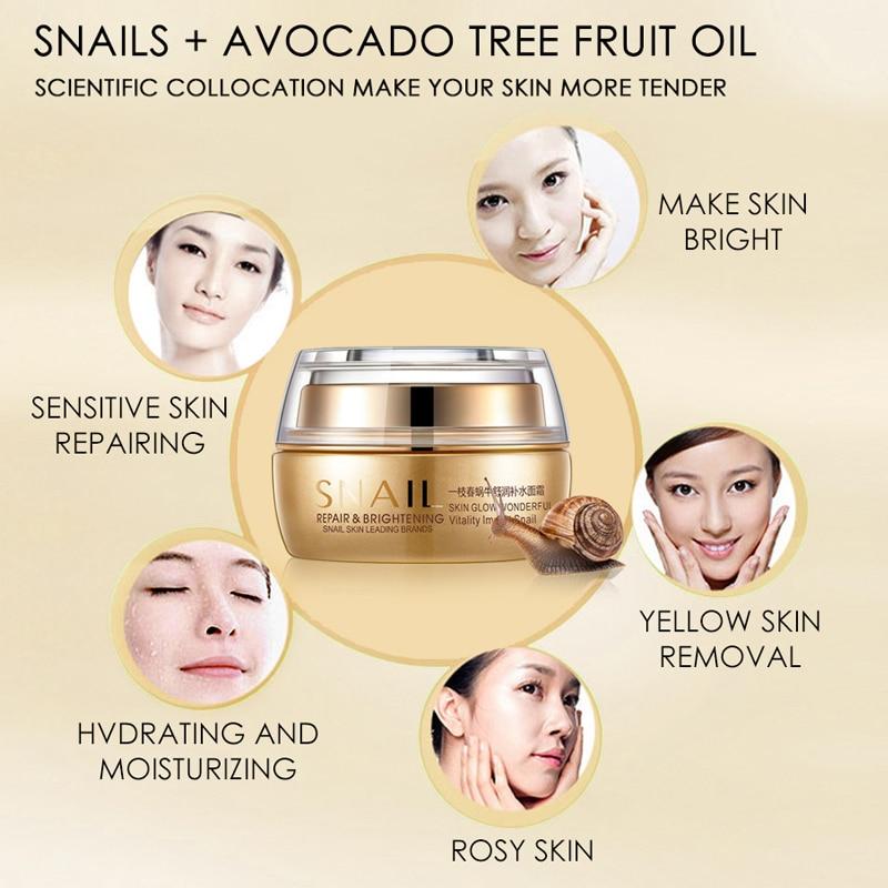 Crema facial hidratante para el aceite de caballo Eliminar Crema anti - Cuidado de la piel - foto 2