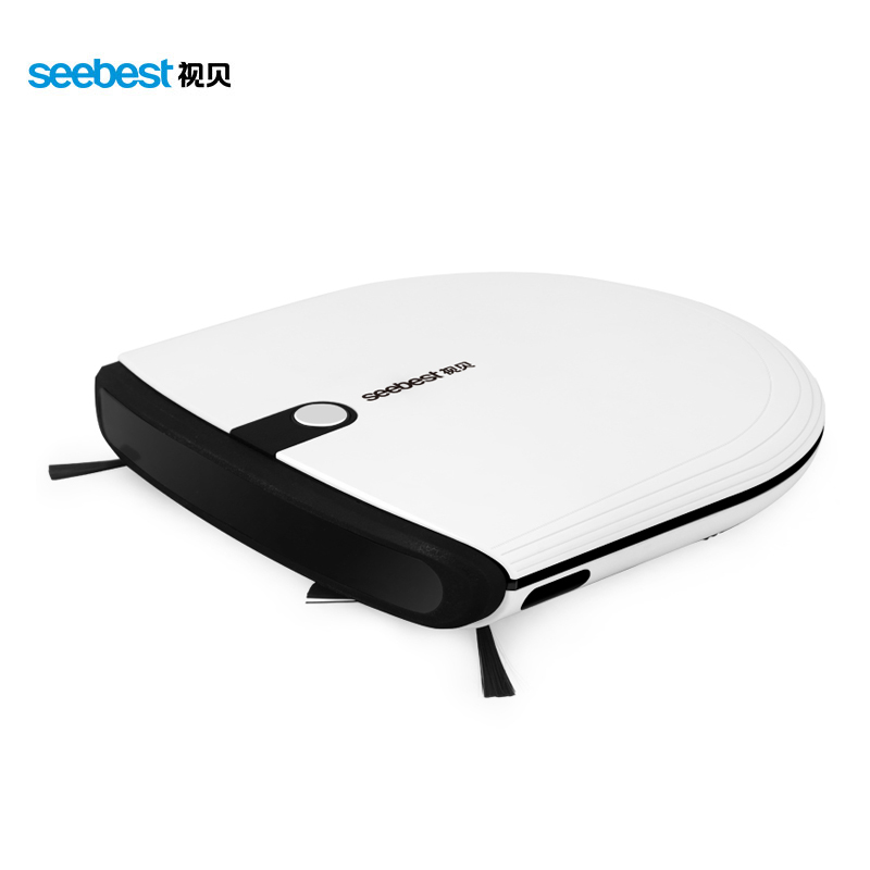 все цены на Super Slim Mini Robotic Vacuum Cleaner 6.3cm Height with 2 Side Brush Aspirador Robot, Seebest E620 MOMO 3.0 онлайн