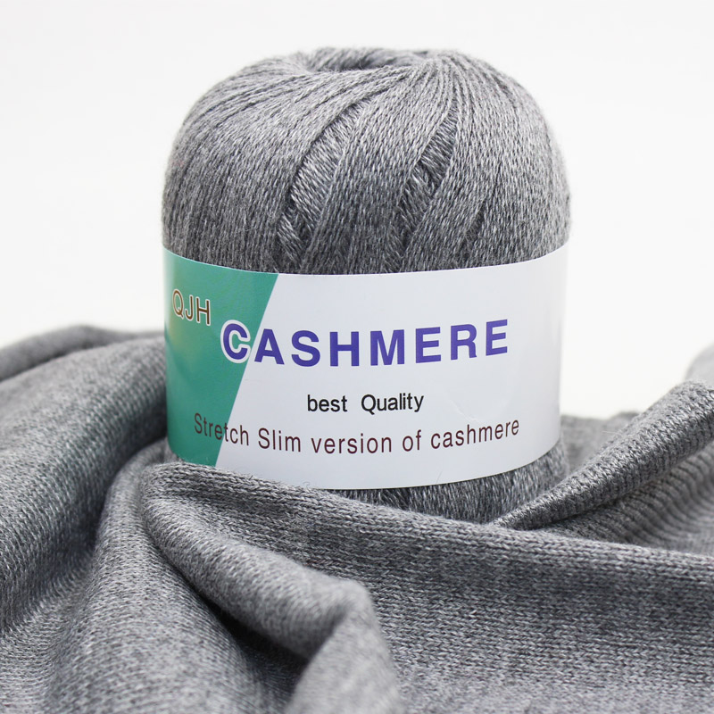 Very Soft Cashmere Yarn Companion Wool Yarn For Hand Knitting DIY Anti-pilling Fine Quality Hand-Knitting Thread For Fall Winter