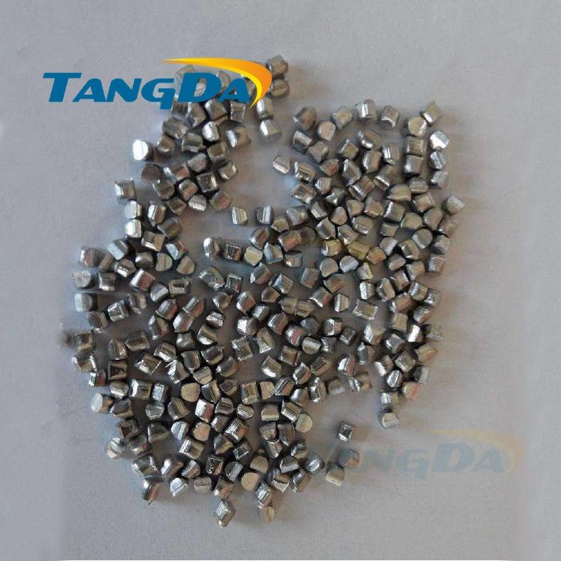 Tangda high pure zinc 99 99 zn Scientific research laboratory Metal Zinc particle Zinc granule