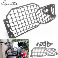 HOT F800GS Motorcycle Headlight Grill Guard Cover Protector For BMW F650GS F700GS F800GS GS Adventure 2008