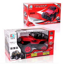 1:20 RC Drfit Car Remote Control Car Road Vehicle SUV Kids Jeep off-road Vehicle Radio Control Car Child Electric Toy