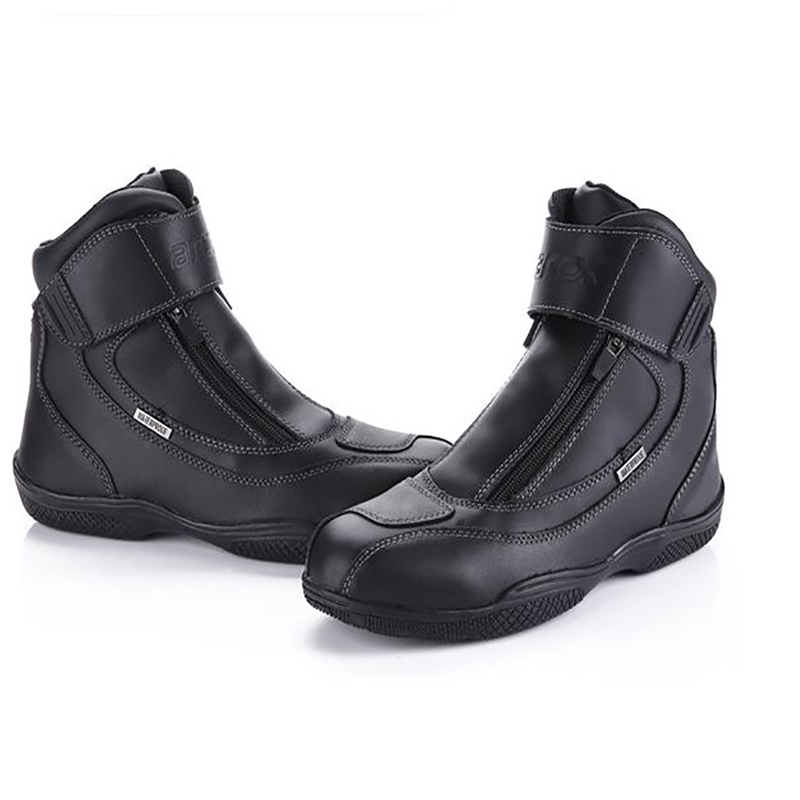 ARCX Motorcycle Boots Genuine Cow Leather shoes botas moto Racing Boot riding shoe race Motorcycle shoes scoyco motorcycle riding knee protector extreme sports knee pads bycle cycling bike racing tactal skate protective ear