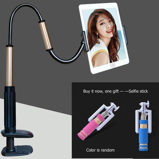 Tablet pc soporte 130 cm apoyo 4'to equipo con pantalla de 14 pulgadas 2.5 kg adecuado para ipad pro soporte de regalo (selfie stick)