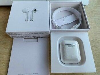 1 piezas/1:1 marca Mini Airpods inalámbrico Bluetooth conectar auriculares y auriculares para iPhone 6 7 8 X XS X max Pad Mac reloj