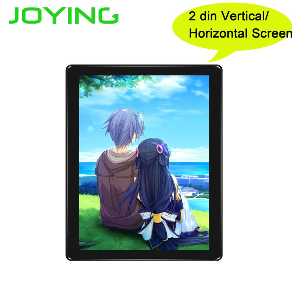 JOYING 9 7 Vertical Screen 4 64G ROM Android 8 1 Universal Car Stereo Display Bluetooth