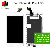 E Trust 10PCS LOT Quality AAA Touch Screen Lcd For IPhone 6S Plus Display Assembly Home