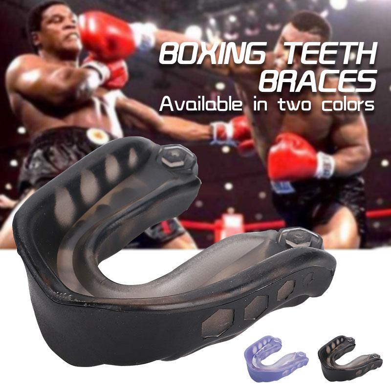 Эва десен щит бокс для спорта ногами зуб рот защита для полости рта зубы прозрачный мундгард тхэквондо для взрослых