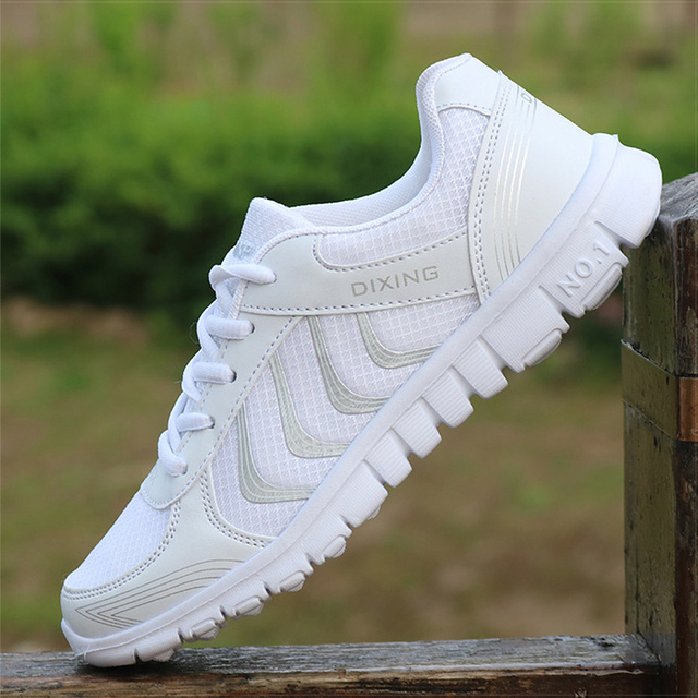 נשים נעלי סופר אור נשים סניקרס לנעלי גופר אישה מאמני לבן סניקרס Tenis Feminino נשים נעליים יומיומיות