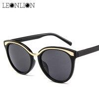 0f0eac11608 LeonLion 2018 Candy Color Sunglasses Women Men Luxury Top Brand Designer  Candies Lens Lady Sun Glasses