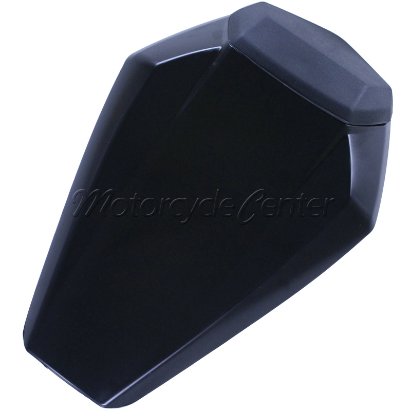 Hot Sale ABS Plastic Motorcycle Rear Seat Cover Cowl For Kawasaki Ninja ZX10R ZX10-R ZX10 R 2016 16 Matt Black hot sale hot sale car seat belts certificate of design patent seat belt for pregnant women care belly belt drive maternity saf