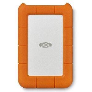 "Image 1 - Жесткий диск Seagate LaCie Rugged 1 ТБ 2 ТБ 4 ТБ 5 ТБ USB C и USB 3,0 Портативный жесткий диск 2,5 ""внешний жесткий диск для ПК и ноутбука"