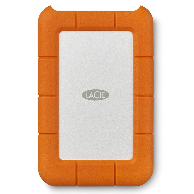 """Жесткий диск Seagate LaCie Rugged 1 ТБ 2 ТБ 4 ТБ 5 ТБ USB C и USB 3,0 Портативный жесткий диск 2,5 """"внешний жесткий диск для ПК и ноутбука"""