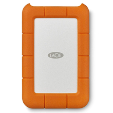 "Seagate LaCie Rugged 1TB 2TB 4TB 5TB USB C en USB 3.0 Portable Hard Drive 2.5"" externe HDD voor PC Laptop"