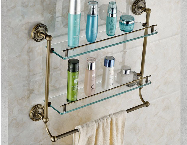 Bathroom Shelves Wall Mounted Carpetcleaningvirginia Com
