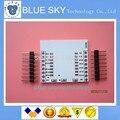 50PCS/LOT ESP8266 serial WIFI module Adapter plate ESP-07, ESP-08, ESP-12 applies