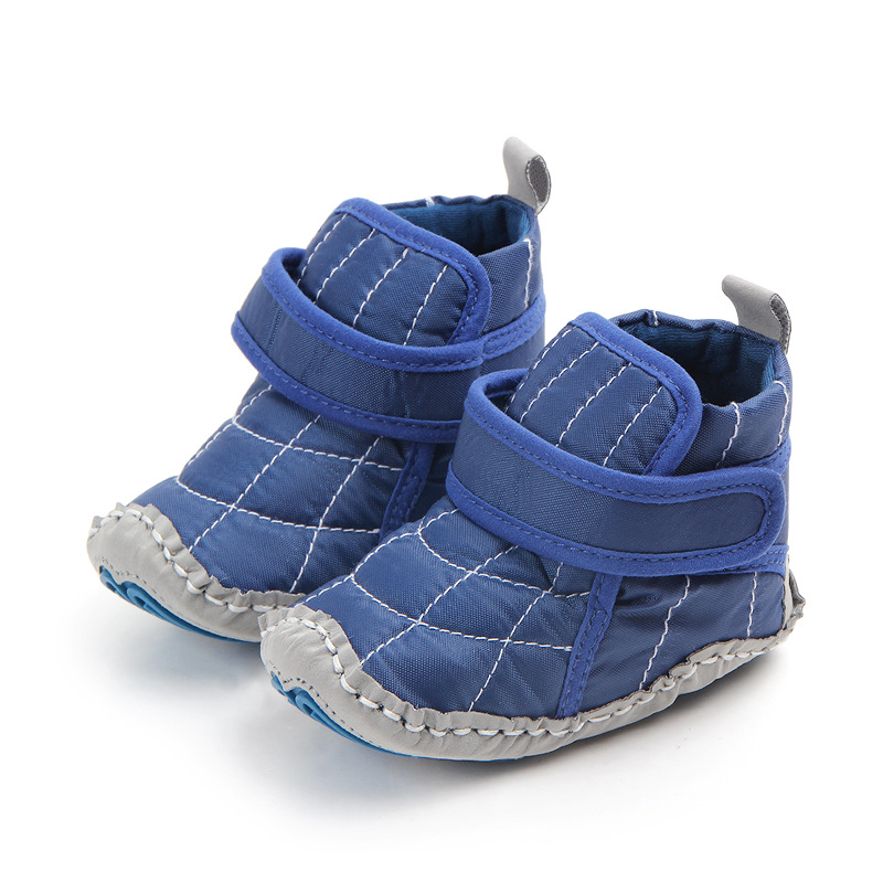 Baby Sneakers Baby Boys Boots Shoes Infant Newborn Bebe Moccasins First Walkers Classic Casual Warm Non-slip Soft Moccs Shoes