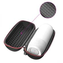 Newest Nylon+PU Carry Protective Speaker Box Pouch Cover Case For Pulse 3 Wireless Bluetooth Speaker Bag(China)