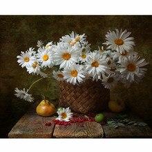 Картина по номерам рамки Раскраска по номерам картины Домашний декор холст живопись по номерам украшения RSB8220