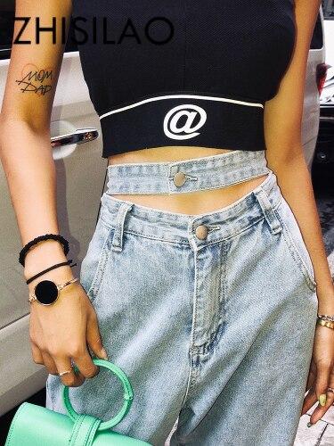 High Waist Jeans Women Vintage Wide Leg Jeans Denim Plus Size Boyfriend Mom Jeans Femme Denim Pants 2019 Street Jeans