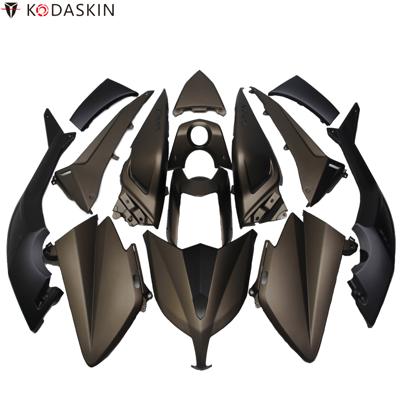 Full Fairings for Yamaha Tmax530/XP530 2012-2014 Motorcycle Accessories ABS Bodywork Kits Bolt Injection Molding CasesFull Fairings for Yamaha Tmax530/XP530 2012-2014 Motorcycle Accessories ABS Bodywork Kits Bolt Injection Molding Cases