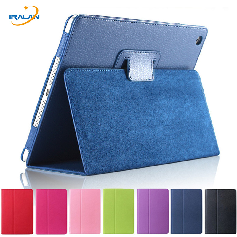 Ultra Thin Litchi pattern PU Leather Case For Apple iPad Mini 4 Tablet Protector Cover for ipad mini4 7.9 inch Skin shell+stylus back shell for new ipad 9 7 2017 genuine leather cover case for new ipad 9 7 inch a1822 a1823 ultra thin slim case protector