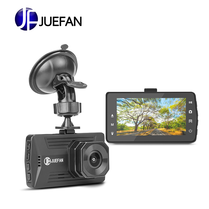 JUEFAN Car DVR Camera JF03 3.0 screen size Full HD 1080P 170 Degree Dashcam Video up to  ...
