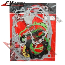 Free Shipping For Honda XR250 off-road Motorcycle Engine Overhaul Gasket whole complete gasket Set kit