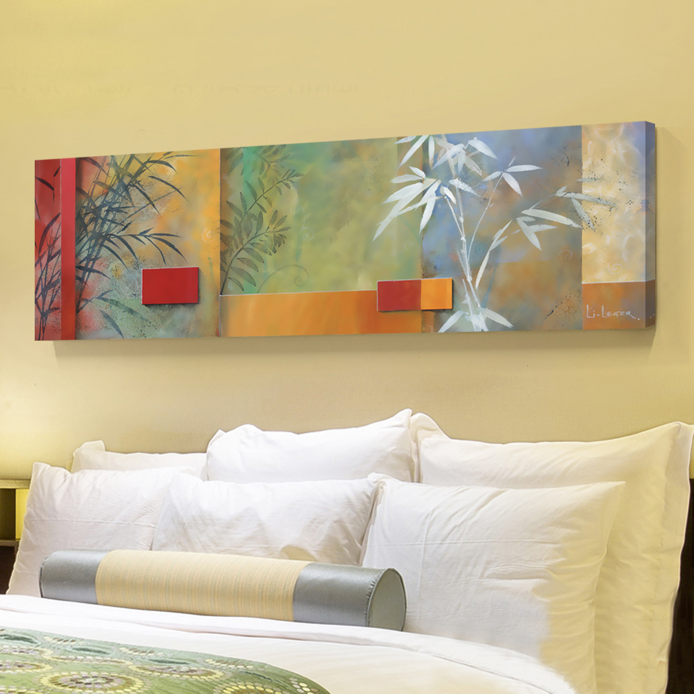 Tree Canvas Painting Picture Wall Pictures For Bedroom Plant Quadros  -> Quadros De Parede Para Sala De Estar
