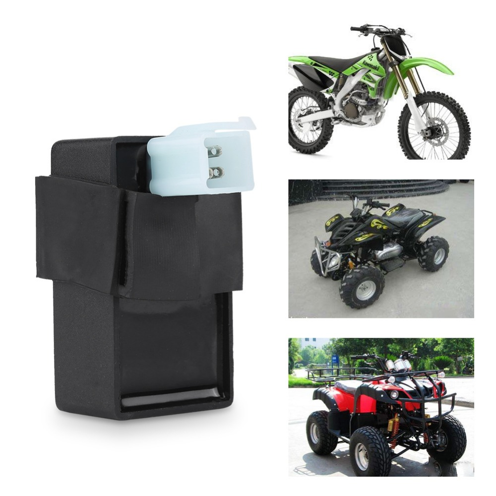 Universal 5 Pin CDI Box For 4-Stroke ATV Dirt Bikes Go Karts 50 cc 70cc 90cc 110cc 125 cc
