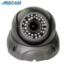Super HD 3MP CCTV 1920P Zoom 2.8~12mm Lens Security AHD Varifocal Camera 36* LED Infrared Vandal-proof Metal Dome Surveillance 3megapixel 1 2 7 inch varifocal lens 2 8 12mm d14 mount with icr and dc iris for 720p 1080p 3mp ip ahd cctv camera free shipping