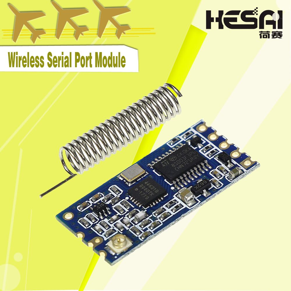 433Mh HC 12 SI4463 Wireless Serial Port Module 1000m Replace