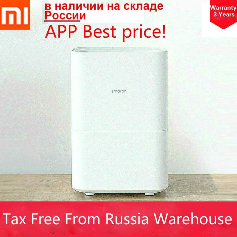 Original Xiaomi Smartmi air Humidifier 2 mute Smog free Mist free Pure Evaporate office home device
