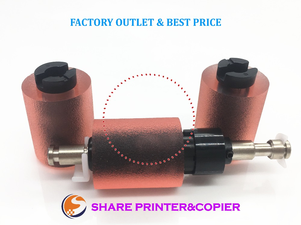 Share 1set Repare Roller Assembly A00J-5636-00 A02EF56600 For KONICA  MINOLTA Bizhub C203 C253 C353 C220 C280 pc405 406 105 106