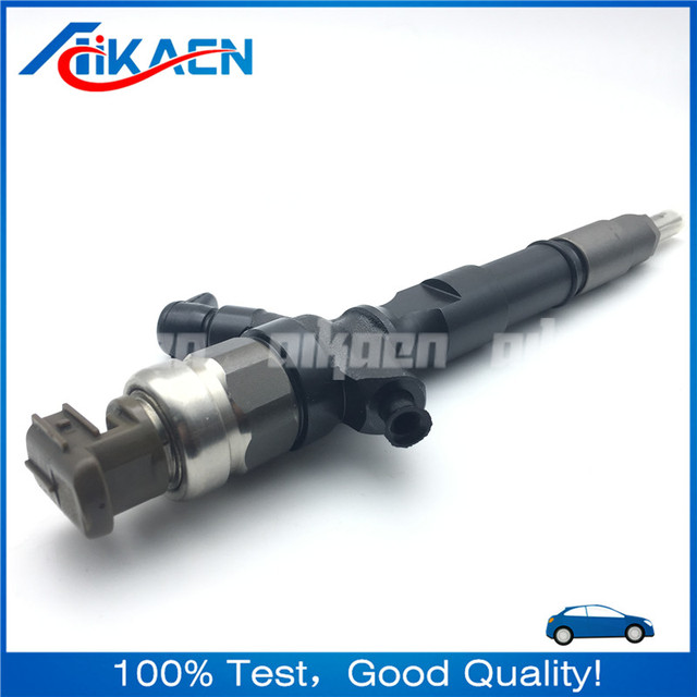 US $283 5 |DHL shipping free 23670 30300 2367030300 diesel fuel injector  095000 7760 095000 7761 095000 7750 For Toyota Hilux D4D 2KD FTV-in Fuel