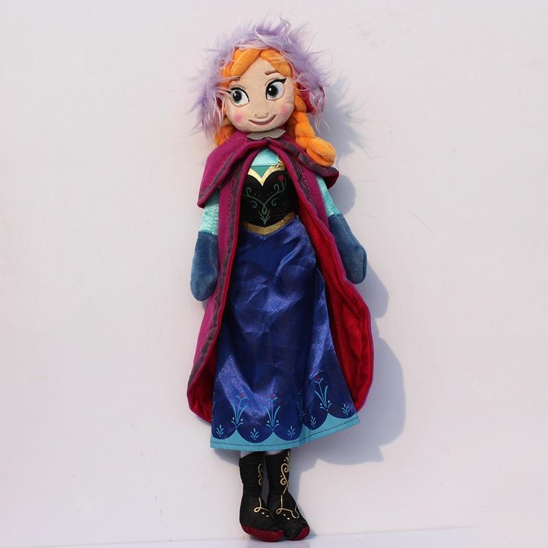 Bonecas meninas Modelo Nº : Elsa Anna Plush