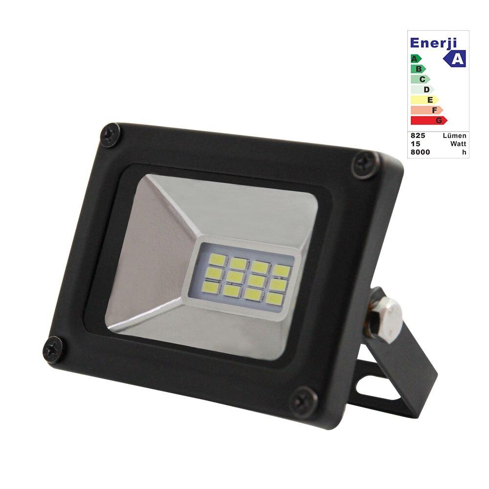 LED для наружного проектор светодиодный MDS 10 Вт 20 Вт 30 Вт 50 Вт IP65 водонепроницаемый светодиодный свет для гараж, Сад Квадратный Освещение ламп...