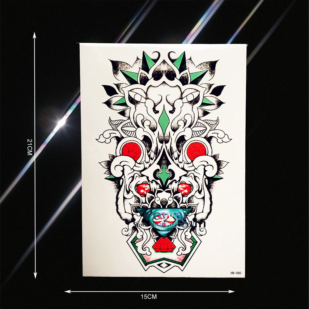 Chinese Dragon Kylin Arm Sleeve Tattoo For Men Women Chest