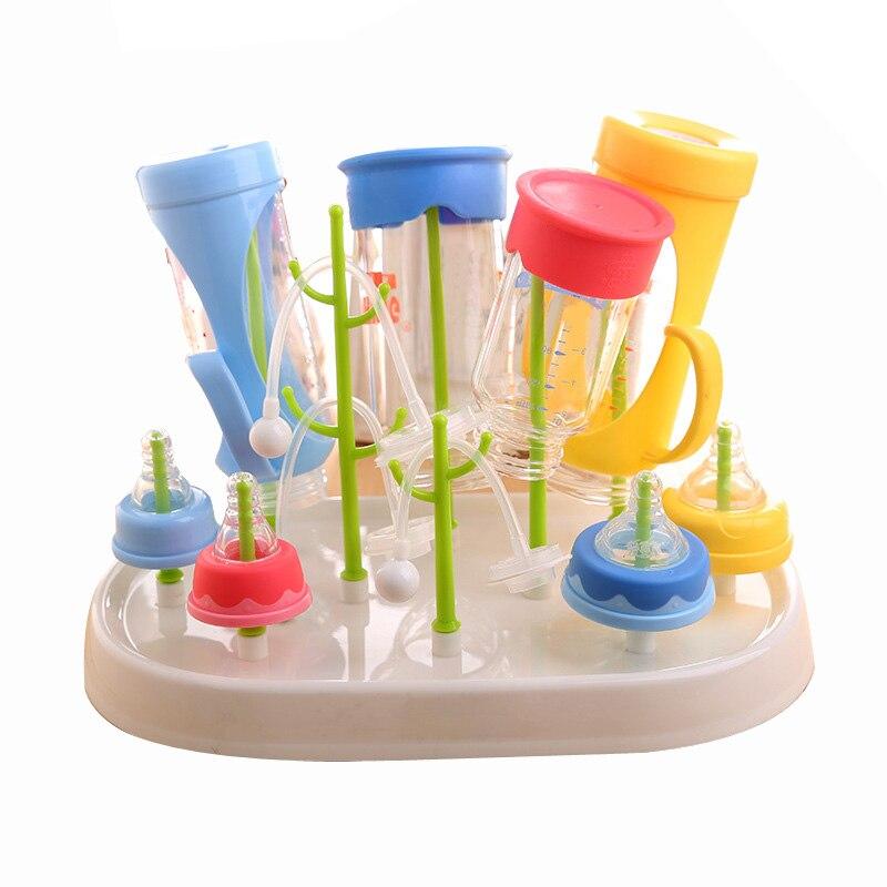 Babymelkfles Droogrek Droogrek Voor Flessen Afdruiprek Droogkast Escorredor De Mamadeira Babies Flessen Droger Melkrek