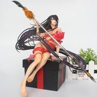 2 Color Ribbon Doll Collection SHIN IKKI TOUSEN Kanu Unchou Sexy PVC Figure Collectible Model