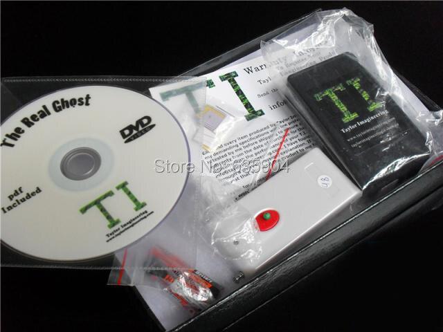 Oyuncaklar ve Hobi Ürünleri'ten Sihirli Hileler'de Gerçek Hayalet 2.0 (Hile + DVD) sahne sihirli sahne, komedi, kart, yakın çekim, mentalism Ücretsiz kargo, sihirli hileler, hile'da  Grup 1