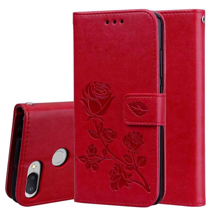 Xiaomi Redmi 6A Case Redmi 6 Cover Redmi 6 PRO Couqe Soft Silicone Back  Cover Leather Flip Case For Redmi 6 pro 6 A Phone Cases