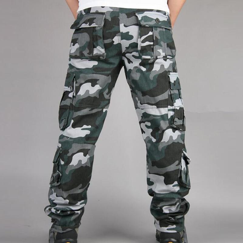 HTB1nVJvbYGYBuNjy0Foq6AiBFXaI Camouflage Pants Men Casual Camo Cargo Trousers Hip Hop Joggers Streetwear Pantalon Homme Multi-pocket Military Tactical Pants